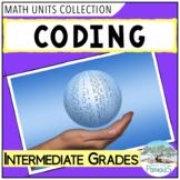 Coding unit (C3) - Grade 7 Grade 8 Math - 2020 Ontario Curriculum