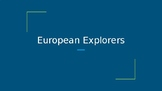 "Grade 7 Alberta Social Chapter Two: European Explorers (Nelson: ""Our Canada"")"