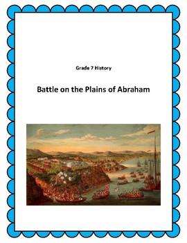 Grade 7 History: Battle on the Plains of Abraham