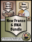 Grade 7 Canadian History Powerpoints: New France, British North America