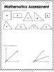 Grade 7 End of Year Math Assessment
