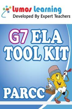 Grade 7 English Language Arts (ELA) Tool Kit for Educators, PARCC Edition