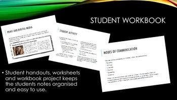 Grade 7 English - English and text conventions