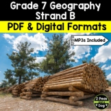Grade 7 Geography Natural Resources Around the World Use a