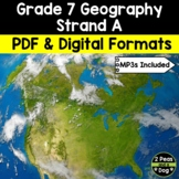 Grade 7 Geography Physical Patterns in a Changing World