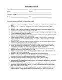 Grade 7 Guided Reading Template