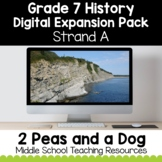 Grade 7 History Strand A Digital Expansion Pack