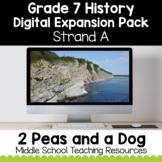 Grade 7 History Strand A Digital Expansion Pack