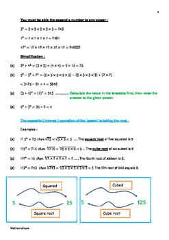 Grade 7 Lesson Bundle