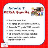 Grade 7 MEGA Bundle