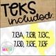 Grade 7 Math: Financial Literacy STAAR Test-Prep Task Card