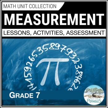 Grade 7 Math Unit - Measurement Relationships: Surface Area and Volume