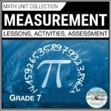 Measurement Unit: Surface Area and Volume - Grade 7 Math Unit