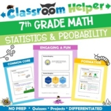 Grade 7 Math - Statistics and Probability
