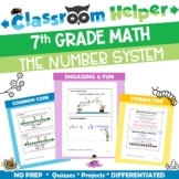 Grade 7 Math - The Number System