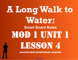 A Long Walk to Water G7 Mod 1 Unit 1 Lesson 4 Smart Board Expeditionary Learning