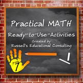 Grade 7:  Patterns, Relationships, and Algebraic Thinking