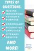 Grade 7 Prentice Hall Lit. Unit 3 Nonfiction Reading Tests Bundle (13 total)