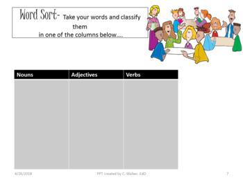 Grade 7 SAT Words
