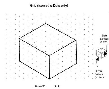 Grade 7 UNIT: Isometric+ (American Ruler) Drawings (4 work