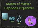 Grade 7 Science Flapbook - States of Matter