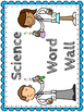 Grade 7 Science Word Wall - Matter & Energy (Pure Substanc