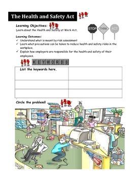 Grade 7 Year 7 ICT Computer Basics Health and Safety k ICT Workbook