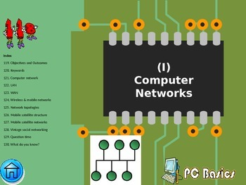 FREE-Grade 7 Year 7 ICT Computer Basics Networks i ICT Tutorial.