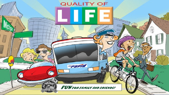 Grade 7 and 8 Geography - Chapter 5: Quality of Life and S