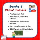 Grade 8 Activity MEGA Bundle