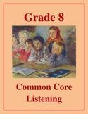 Grade 8 Common Core Listening Practice -- The Earliest Timepieces