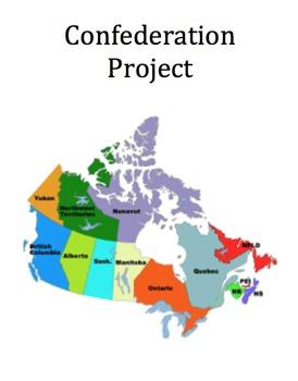 Grade 8 Confederation (ESL or Community Class Assessment)