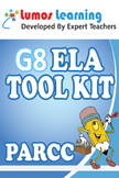 Grade 8 English Language Arts (ELA) Tool Kit for Educators, PARCC Edition