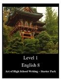 Grade 8 English Writing Development