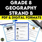 Grade 8 Geography Global Inequalities: Economic Developmen