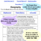 Report Card Comments - GEOGRAPHY - Ontario Grade 8