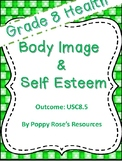 Grade 8 Health Unit 5 Self Esteem & Body Image