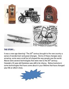 Grade 8 History Part 2 1900 Onwards.