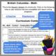 Grade 8 - Middle School - MATH - Report Card Comment Bank - Assessment