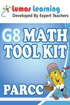 Grade 8 Math Tool Kit for Educators, PARCC Edition
