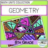 8th Grade Math Unit: Geometry