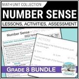 Math Unit Bundle: Number Sense: All Units (Relations, Operations, Proportions)