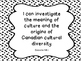 Grade 8 Social Studies I Can Statement Posters - Saskatchewan