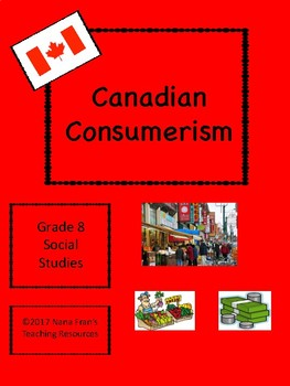Grade 8 Social Studies Resources and Wealth