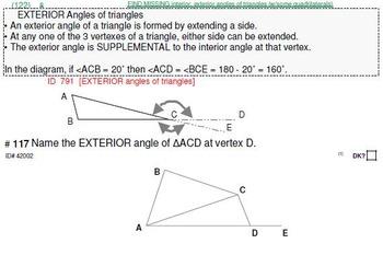 Grade 8 CONCEPT questions (167)