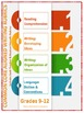 Grade 9-10: Common Core Curriculum Planning Bundle