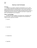 Of Mice and Men To Kill A Mockingbird Final Exam American Literature Covid Dista