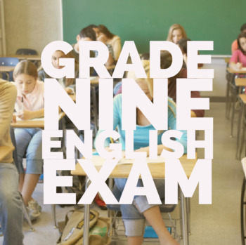 Grade 9 Applied English Exam