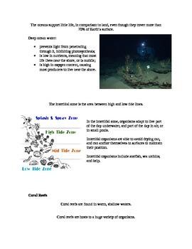 Grade 9 - Biology Lesson 09 - Aquatic Ecosystems