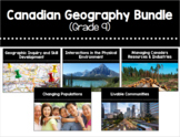 Grade 9 Canadian Geography Bundle